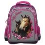 Kép 2/5 - Lovas iskolatáska, hátizsák - I love horses (PL15KO13)