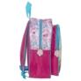 Kép 2/3 - Lovas kisméretű hátizsák - I love horses - Kék-rózsaszín