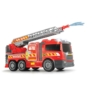 Kép 1/8 - Dickie funkciós játék tűzoltóautó locsolótömlővel (3308371)
