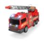 Kép 2/8 - Dickie funkciós játék tűzoltóautó locsolótömlővel (3308371)