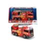 Kép 8/8 - Dickie funkciós játék tűzoltóautó locsolótömlővel (3308371)
