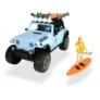 Kép 1/6 - Dickie Playlife - Jeep Wrangler szörf szett (3834001)