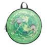 Kép 4/4 - Rick és Morty kör alakú hátizsák - Portal