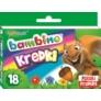 Kép 4/4 - Bambino 18 színű zsírkréta (000201)
