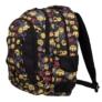 Kép 3/4 - Emoji hátizsák, iskolatáska - 3 rekeszes - Welcome to Emojiville (206085)