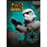 Kép 4/4 - Star Wars Lázadók A/5 vonalas füzet - 32 lapos (221149)
