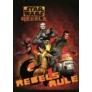 Kép 1/4 - Star Wars Lázadók A/5 vonalas füzet - 32 lapos (221149)