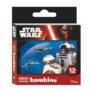 Kép 2/2 - Star Wars VII 12 színű zsírkréta (221460)