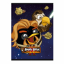 Kép 2/4 - Angry Birds - Star Wars II. A/5 kockás füzet - 32 lapos (290404)