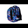Kép 2/8 - St.Right - Pixelmania Blue hátizsák, iskolatáska - 4 rekeszes (612015)