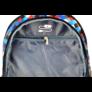 Kép 6/8 - St.Right - Pixelmania Blue hátizsák, iskolatáska - 4 rekeszes (612015)