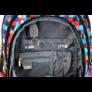 Kép 8/8 - St.Right - Pixelmania Blue hátizsák, iskolatáska - 4 rekeszes (612015)