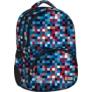 Kép 1/2 - St.Right - Pixelmania Blue hátizsák, iskolatáska - 4 rekeszes (612022)