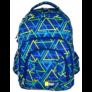 Kép 1/8 - St.Right - Kaleidoscope hátizsák, iskolatáska - 4 rekeszes (612572)