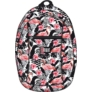 Kép 1/2 - St.Right - Flamingo Pink and Black hátizsák, iskolatáska - 1 rekeszes (612718)