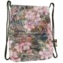 Kép 1/2 - St.Right - Flowers Pink zsinóros hátizsák (613579)