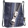 Kép 1/2 - St.Right - Zipper zsinóros hátizsák (613654)