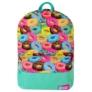 Kép 2/5 - St.Right - Donuts hátizsák, iskolatáska - 1 rekeszes (616914)