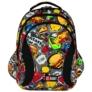 Kép 4/8 - St.Right - Fast Food hátizsák, iskolatáska - 4 rekeszes (617119)