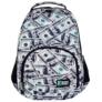 Kép 2/6 - St.Right - Dollars hátizsák, iskolatáska - 3 rekeszes (617195)