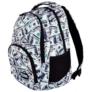 Kép 3/6 - St.Right - Dollars hátizsák, iskolatáska - 3 rekeszes (617195)