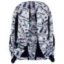 Kép 4/6 - St.Right - Dollars hátizsák, iskolatáska - 3 rekeszes (617195)