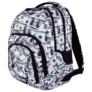 Kép 5/9 - St.Right - Dollars hátizsák, iskolatáska - 4 rekeszes (617201)