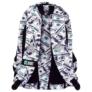 Kép 6/9 - St.Right - Dollars hátizsák, iskolatáska - 4 rekeszes (617201)