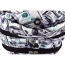Kép 8/9 - St.Right - Dollars hátizsák, iskolatáska - 4 rekeszes (617201)