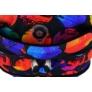 Kép 6/8 - St.Right - Colourful Dots hátizsák, iskolatáska - 3 rekeszes (617638)