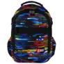 Kép 4/9 - St.Right - Beta Stripes hátizsák, iskolatáska - 3 rekeszes (617966)