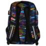 Kép 6/9 - St.Right - Beta Stripes hátizsák, iskolatáska - 3 rekeszes (617966)