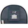 Kép 2/9 - St.Right - Tropical Stripes hátizsák, iskolatáska - 4 rekeszes (618390)