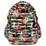 Kép 5/9 - St.Right - Tropical Stripes hátizsák, iskolatáska - 4 rekeszes (618390)