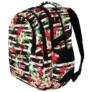 Kép 6/9 - St.Right - Tropical Stripes hátizsák, iskolatáska - 4 rekeszes (618390)
