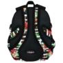Kép 8/9 - St.Right - Tropical Stripes hátizsák, iskolatáska - 4 rekeszes (618390)