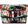 Kép 9/9 - St.Right - Tropical Stripes hátizsák, iskolatáska - 4 rekeszes (618390)