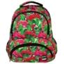 Kép 3/8 - St.Right - Flamingo Pink and Green hátizsák, iskolatáska - 4 rekeszes (618604)