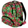 Kép 4/8 - St.Right - Flamingo Pink and Green hátizsák, iskolatáska - 4 rekeszes (618604)