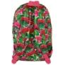 Kép 4/5 - St.Right - Flamingo Pink and Green hátizsák, iskolatáska - 1 rekeszes (618628)