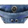 Kép 8/9 - St.Right - Jeans and Badges hátizsák, iskolatáska - 4 rekeszes (618727)