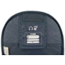 Kép 9/9 - St.Right - Jeans and Badges hátizsák, iskolatáska - 4 rekeszes (618727)
