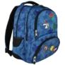 Kép 1/8 - St.Right - Jeans and Badges hátizsák, iskolatáska - 4 rekeszes (618734)