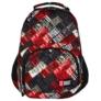 Kép 2/5 - St.Right - St.Grunge hátizsák, iskolatáska - 3 rekeszes (618918)