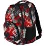 Kép 3/5 - St.Right - St.Grunge hátizsák, iskolatáska - 3 rekeszes (618918)