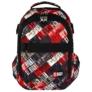 Kép 4/9 - St.Right - St.Grunge hátizsák, iskolatáska - 3 rekeszes (618925)
