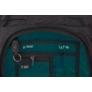 Kép 7/7 - St.Right - Dim Gray Melange hátizsák, iskolatáska - 3 rekeszes (619175)