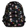 Kép 2/7 - St.Right - Unicorns hátizsák, iskolatáska - 4 rekeszes (620904)