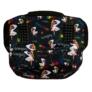 Kép 5/7 - St.Right - Unicorns hátizsák, iskolatáska - 4 rekeszes (620904)