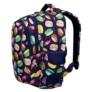 Kép 3/7 - St.Right - Macarons hátizsák, iskolatáska - 3 rekeszes (621819)